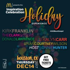 McDonalds Inspiration Celebration