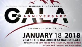 2018 Manson B. Johnson Anniversary Gala