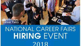 2018 National Career Fairs Houston