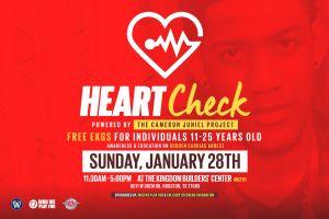 2018 Heart Check