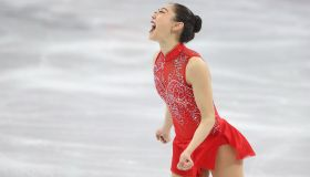 in the team competition at the PyeongChang 2018 Winter Olympics Figure Skating competition