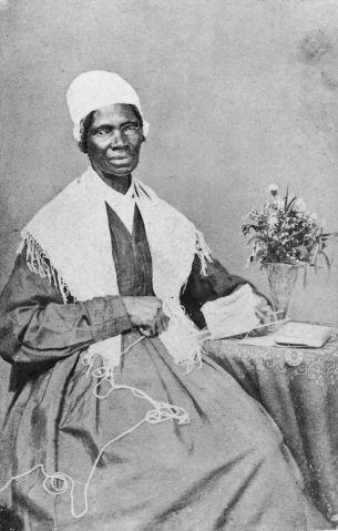 Portrait of Sojourner Truth
