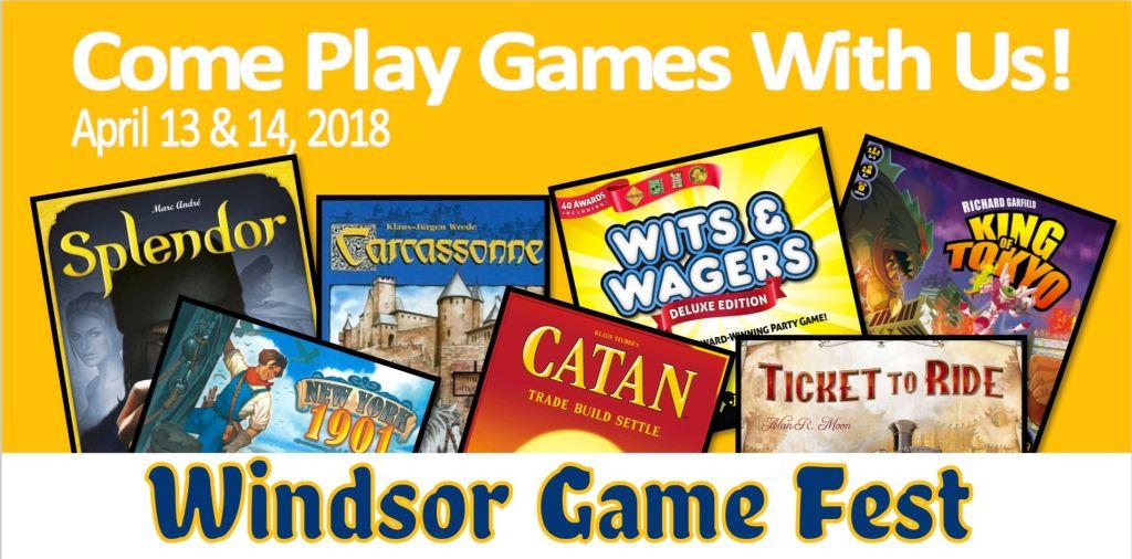 Windsor Game Fest