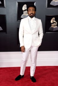 60th Annual GRAMMY Awards - Arrivals