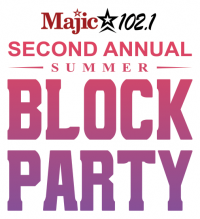 Majic summer block party 2018 live nation