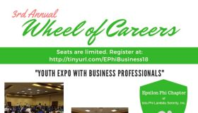 3rd Annual Wheel of Careers
