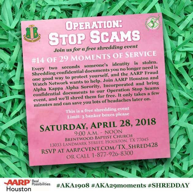 Operation: Stop Scams