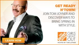 Home Depot - Tom Joyner & Majic 102.1