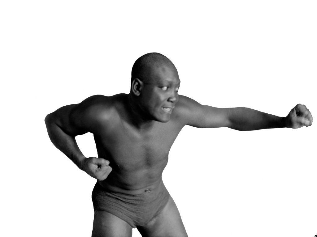 Boxing - Heavyweight - Jack Johnson