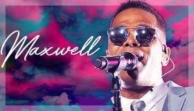 Black Music Month - Maxwell