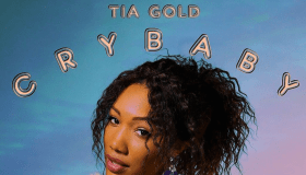 Tia Gold Crybaby Cover