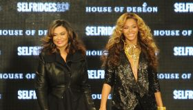 UK-'House Of Dereon' Fashion launch in London