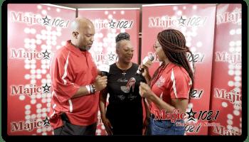 Regina Belle Interview - Majic Under The Stars 2018