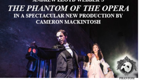 Phantom of the Opera & Urban One Houston