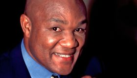 Boxer George Foreman launches his autobiography