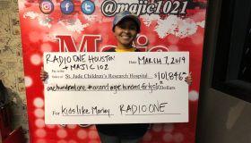 Majic 102.1 St. Jude Radiothon 2019