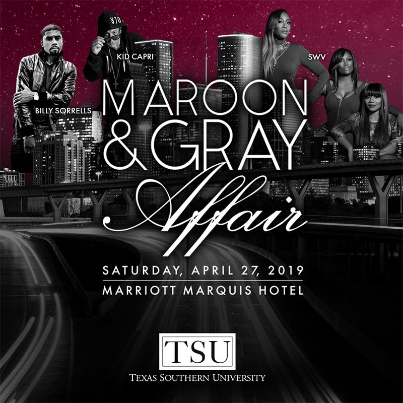 Texas Southern University Maroon & Gray Affair