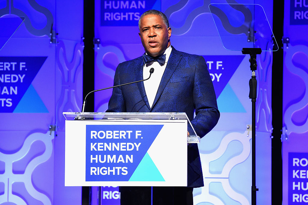 RFK Human Rights' Ripple of Hope Awards Honoring VP Joe Biden, Howard Schultz & Scott Minerd in New York City - Inside