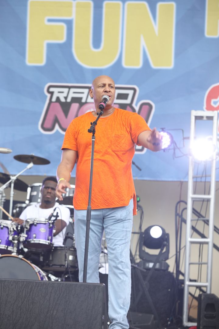 Brian Courtney Wilson - Fit Family Fun Day
