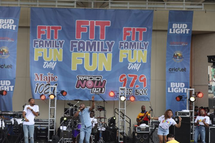 The Walls Group - Fit Family Fun Day