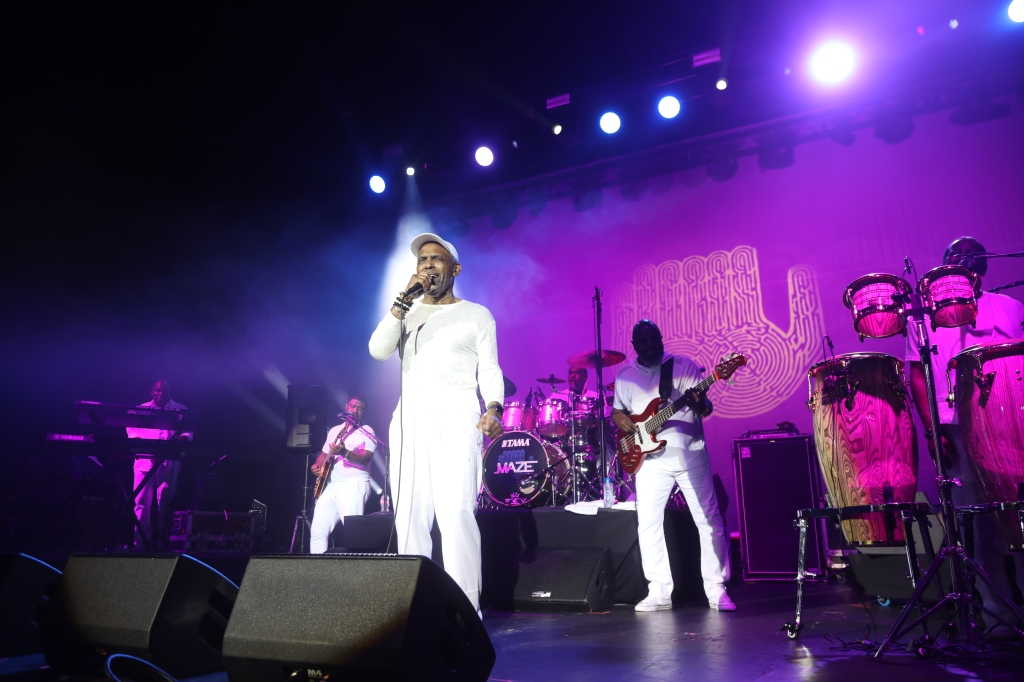 Maze featuring Frankie Beverly - Majic Under The Stars 2019