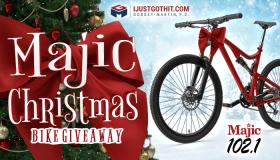 2019 Bike Giveaway