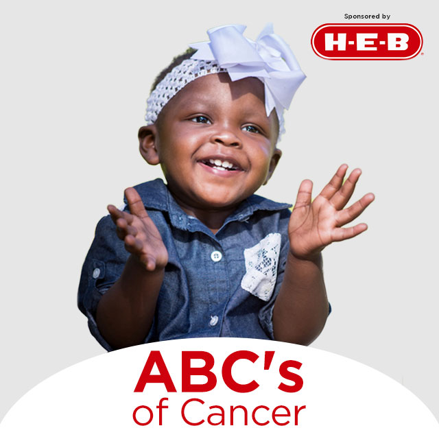 St Jude ABCs Of Cancer