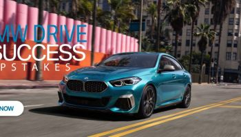 BMW Drive For Success
