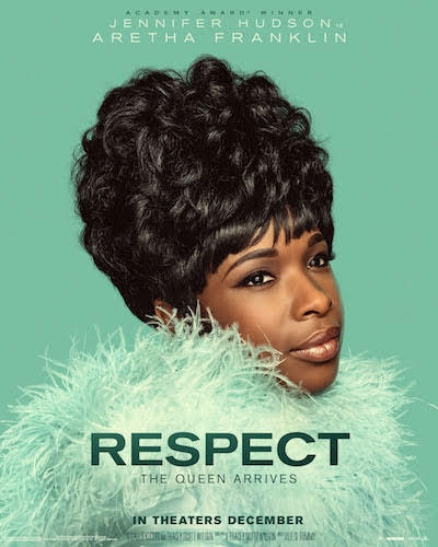 Respect, Aretha Franklin, Jennifer Hudson