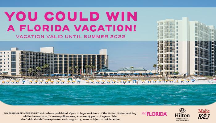 KMJQ Visit Florida Header [UPDATE]
