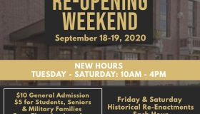 Buffalo Soldiers National Museum Reopen