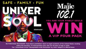 KMJQ Universoul Circus Giveaway