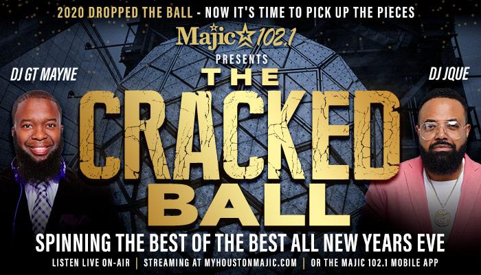 The Cracked Ball KMJQ