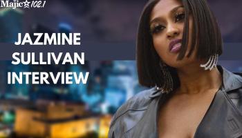Jazmine Sullivan Interview