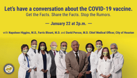 Let's Have A Convo On COVID-19