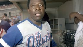 Hank Aaron Breaks Babe Ruth's Home Run Record