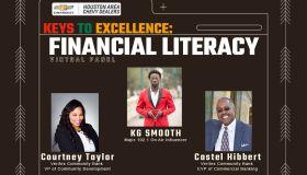 Veritex Financial Literacy BHM Event