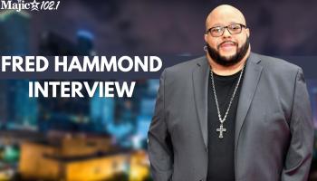 Fred Hammond Thumbnail
