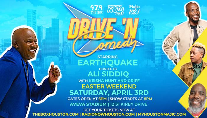 Drive 'N Comedy Group Lineup