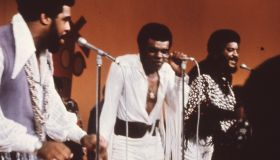 The Isley Brothers perform on Soul Train.