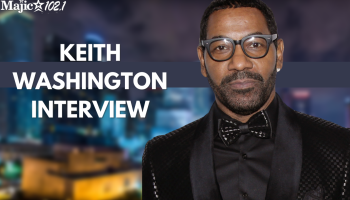 Keith Washington Interview