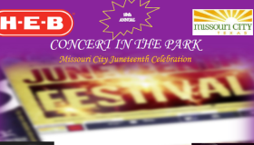 Juneteenth Concert In The Park