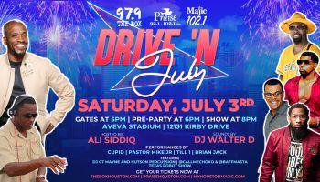 Drive N July