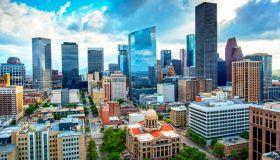 Texas, Houston, Harris County Courthouse