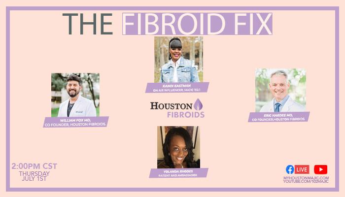 The Fibroid Fix Rotator Graphic