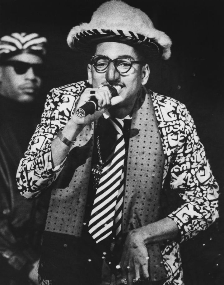 Shock G, rapper and producer, 57