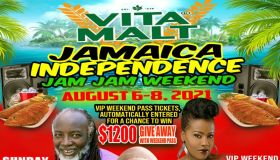 Jamaica Independence Jam Jam