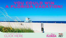 Majic 102.1 Visit Florida Contest Homepage Rotator