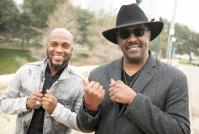 Funky Larry Jones & Ali Siddiq