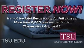 Texas Southern University - Recruitment